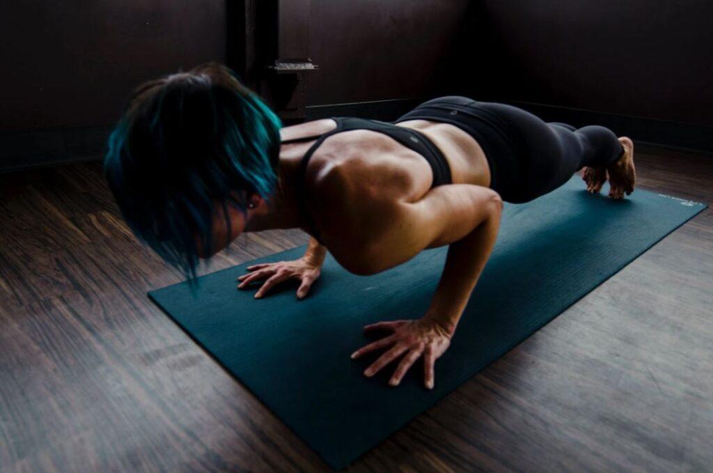 Kontrolliertes Training für den gesamten Körper